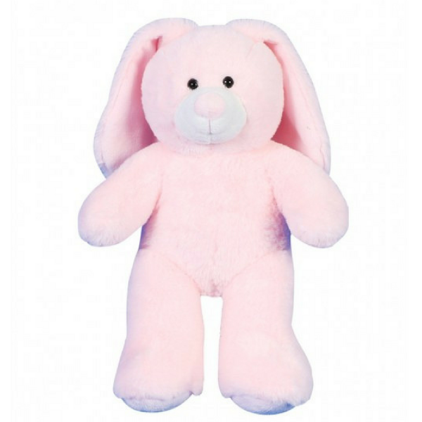 "8"" Pink Cuddles Bunny - Bear Making Kit"